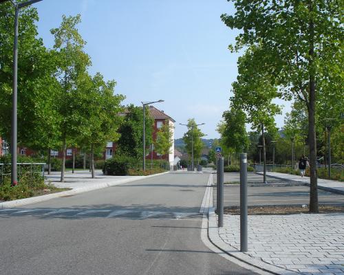 La rue - Phase 1